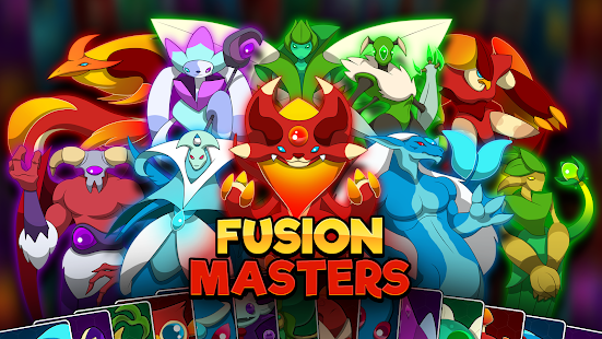 Fusion Masters Screenshot