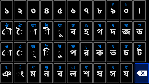 Bengali Keyboard Emoji