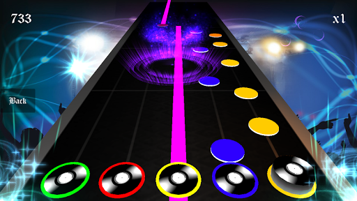 Rock Guitar Hero 1.0 screenshots 5