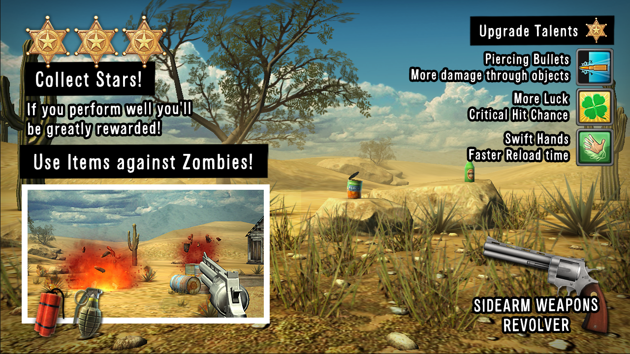 Last Hope - Zombie Sniper 3D – Screenshot