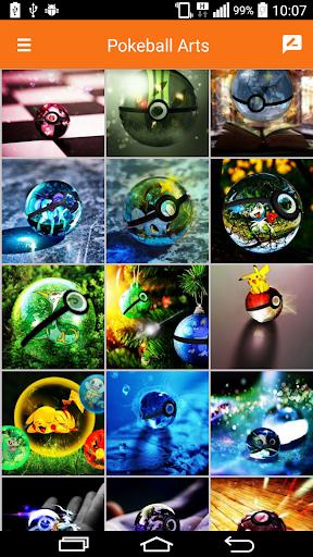 HD Wallpaper: Pokeball Arts