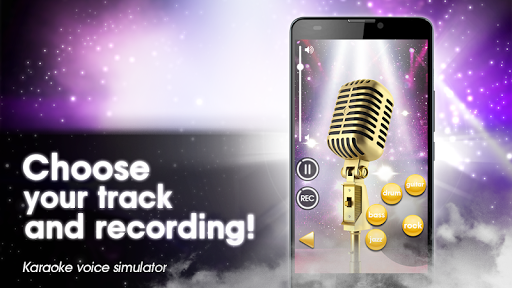 Karaoke voice sing & record screenshot 13