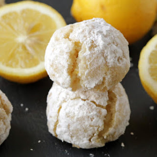 Gluten Free Lemon Cookies Recipes