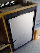 Photo: under counter 110-propane refrigerator