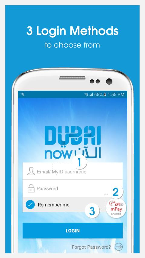 DubaiNow- screenshot