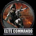 Elite commando : modern counter terrorist strike icon