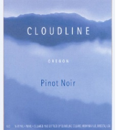 Logo for Cloudline Willamette Pinot Noir