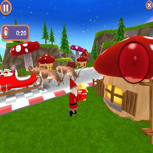 Foto do Santa Christmas Infinite Track