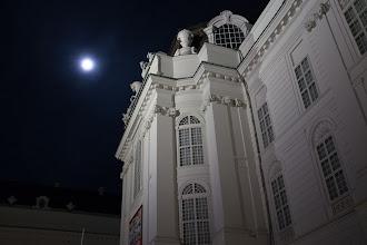 Photo: It's a full moon!