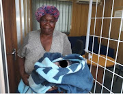 Morongwe Anna Mashumo assisted a police officer Colleta Puggens to deliver baby Nyiko.