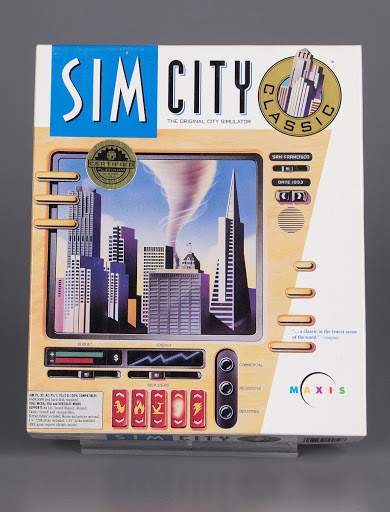Video game:IBM PC; Sim City Classic