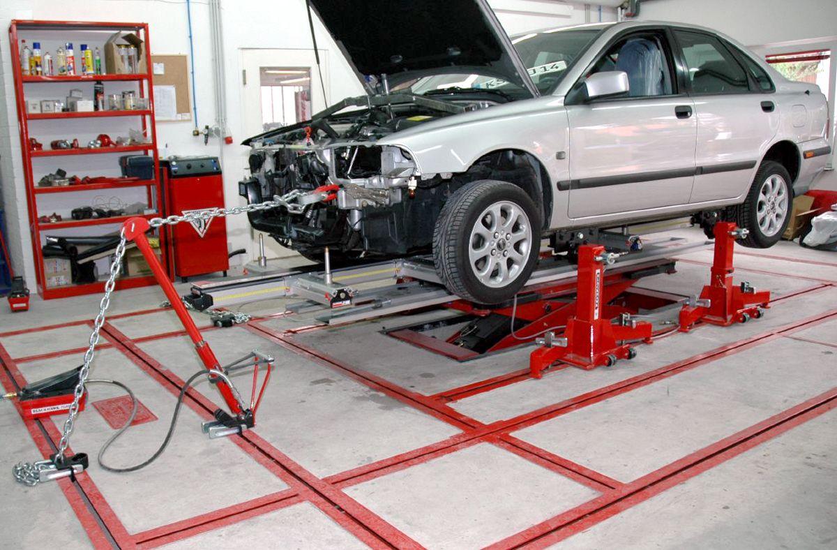 Что вы знаете о восстановлении авто после ДТП?