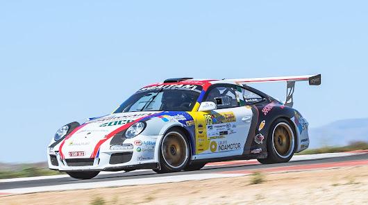 Los motores vuelven a rugir en el circuito de Almería
