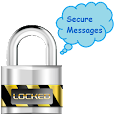 S.A.R.S.S - Secure Messages icon