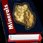岩石と鉱物の本 icon