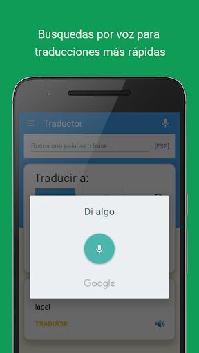 Translator spanish 5.5.65 screenshots 3