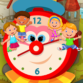 Clock Learning for Kids 2017