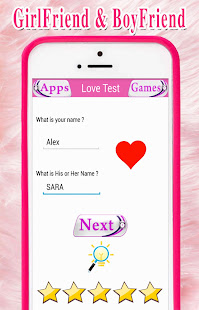 name love test game