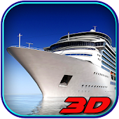 Big Cruise Cargo Ship Sim