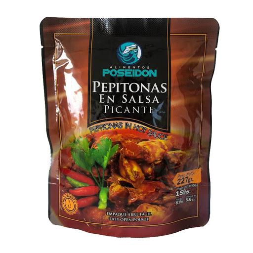 pepitonas poseidon salsa picante 227gr
