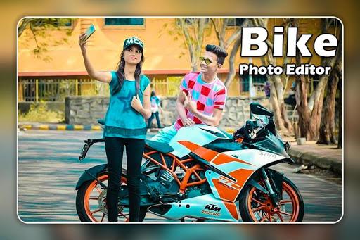 Bike Photo Editor 1.7 screenshots 1