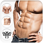 Six Pack Abs Photo Editor For Boys, Girls & Kids