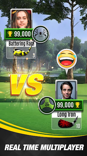 Ultimate Golf! Putt like a king screenshots apkshin 2