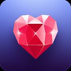 Bloomy: Chatear y ligar icon