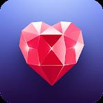 Bloomy: Dating Messenger App Icon