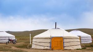 La Mongolie à moto