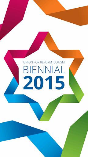URJ Biennial 2015