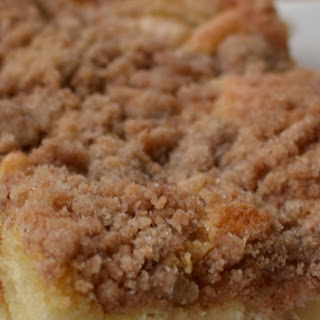 Butter Crumb Topping Recipes