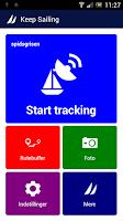 Screenshot of Keep Sailing