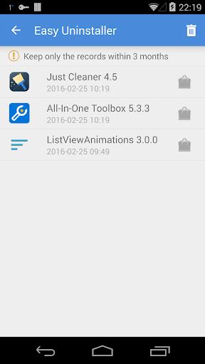 Easy Uninstaller App Uninstall 3.3.6 Screenshots 3