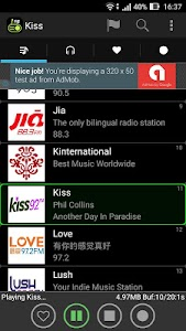 Best Singapore Radios screenshot 0