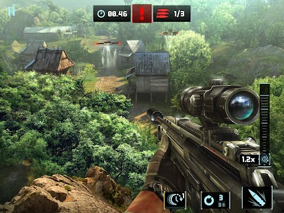 Sniper Fury: Top shooter -fun shooting games - FPS- screenshot thumbnail