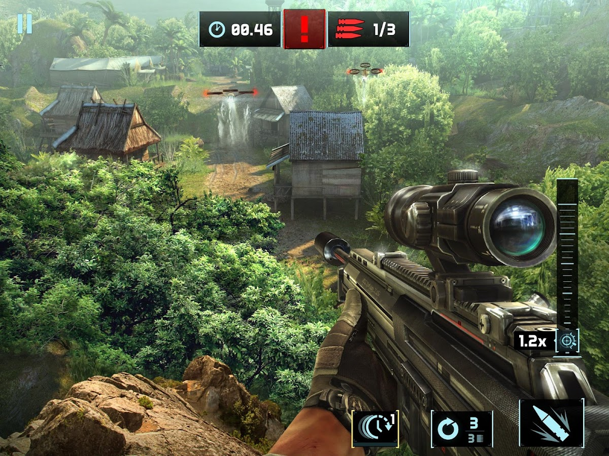 Sniper Fury: Top shooter -fun shooting games - FPS- screenshot