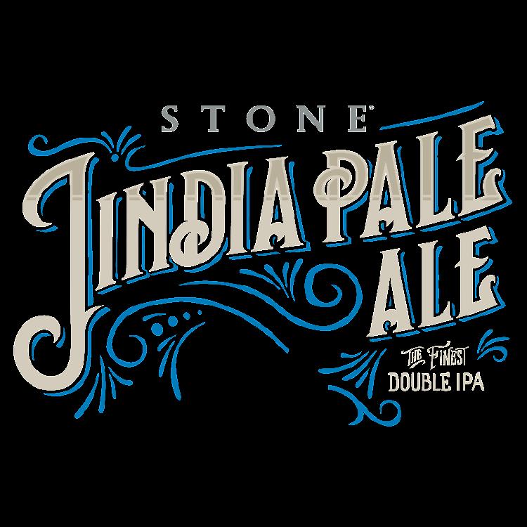 Logo of Stone Jindia Pale Ale