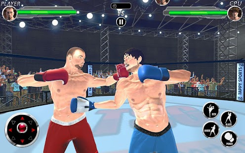 Real Punch Boxing Champions 3D: MMA Fighting 2k18