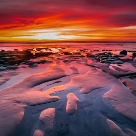 by Mark Rufenacht - Landscapes Sunsets & Sunrises