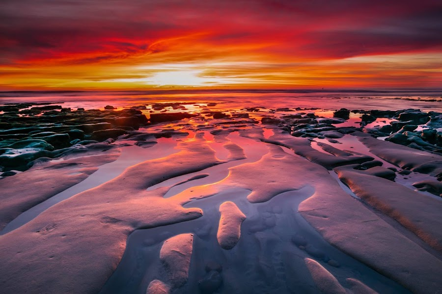 by Mark Rufenacht - Landscapes Sunsets & Sunrises