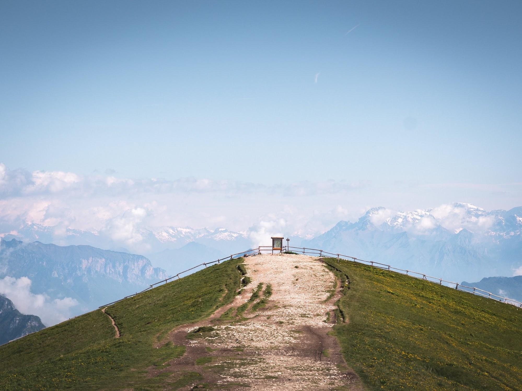 Mt. Baldo viewpoint