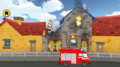 Kidlo Fire Fighter - Free 3D Rescue Game For Kids 1.6 screenshots 13