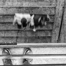 Photo: in a hurry...  #zurichwalk2012