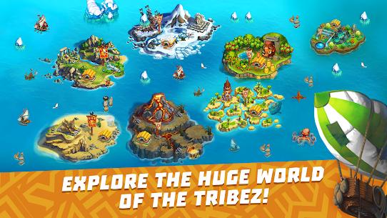 The Tribez Build a Village Apk Mod Dinheiro Infinito 4