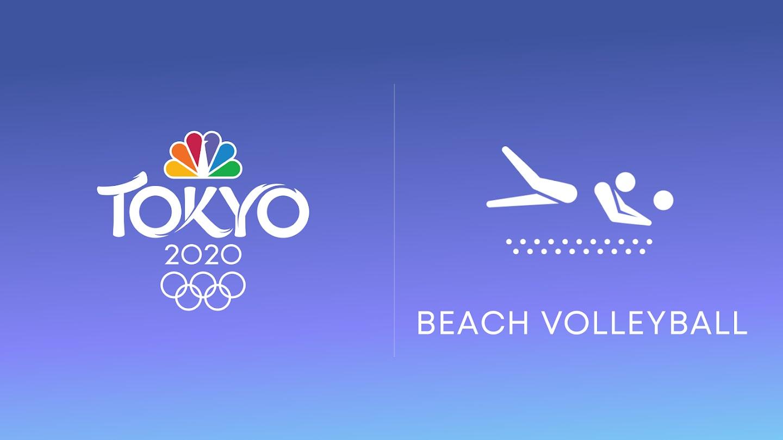 Watch Beach Volleyball at Tokyo 2020 live