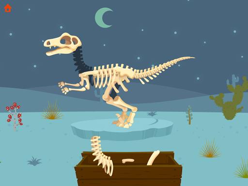 Jurassic Dig - Dinosaur Games for kids apkpoly screenshots 10