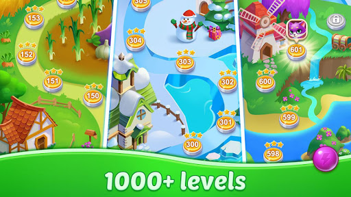 Bubble Shooter Pop-Blast Bubble Star 1.02.5009 screenshots 7