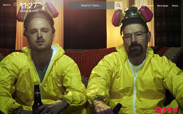 Breaking Bad Wallpapers New Tab Theme