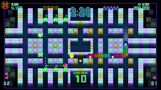 PAC-MAN CE DX - screenshot thumbnail